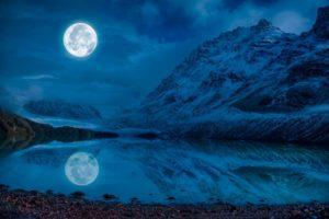 Луна в знаках зодиака — сайт ASTROLOGY ART