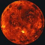 Планета Венера —