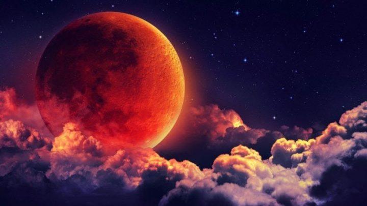 Основные фазы луны